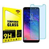 actecom® Protector DE Pantalla Compatible con Samsung Galaxy A6 Plus 2018 Cristal Templado
