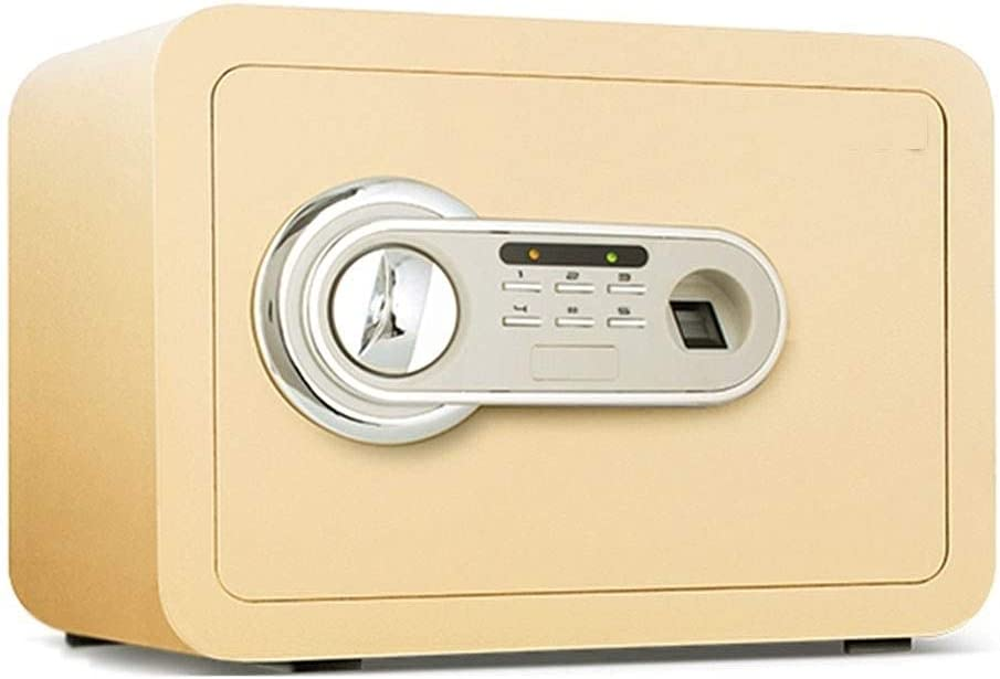PARTAS Security Lock Boxes Biometric 1 year warranty Fingerprint Digital Raleigh Mall Safe Se