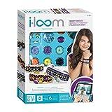 Style Me Up - Kit para hacer pulseras de moda i-loom con 6 diseños exclusivos - Tonos Morado, Azul, Naranja y Negro - SMU-8043