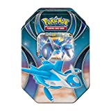 Best Pokemon Ex Tins - Pokemon Cards POK15FTINBLU Fall 2015 Tin Powers Beyond Review