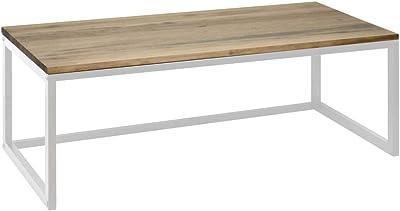 IKEA Lack - Mesa de Centro (90 x 55 cm), Color Blanco: Amazon.es ...