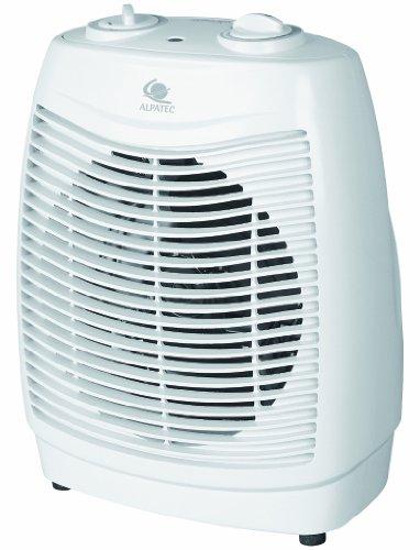Alpatec RST 2400 - Calefactor portátil, aire caliente y fr�