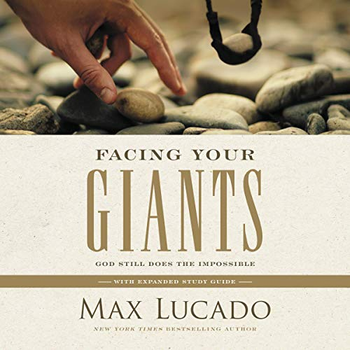 Facing Your Giants audiobook cover art
