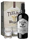 Teeling Small Batch Irish Whiskey 0,7 Liter mit 2 Gläsern in Geschenkverpackung
