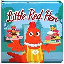 The Little Red Hen: Children's Board Book (Little Bird Stories)
