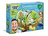 Clementoni- Invernadero para niños a Partir de 7 años, Multicolor (61528)