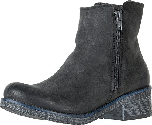 NAOT Footwear Women's Wander Oily Midnight Suede Boot 9 M US