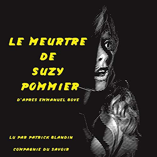 Couverture de Le meurtre de Suzy Pommier