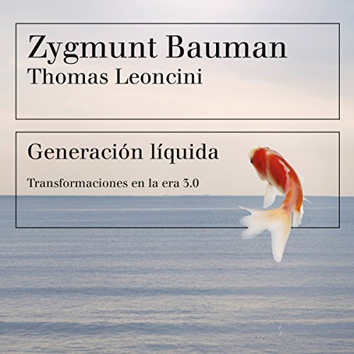 Generación líquida audiobook cover art