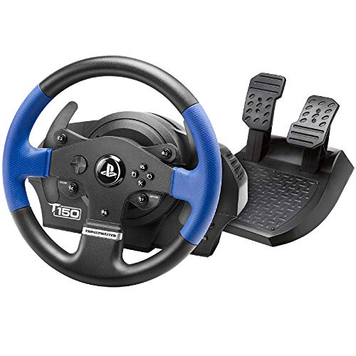 Thrustmaster T150 RS (Wheel Incl. 2-Pedalset, PS4 / PS3 / PC)