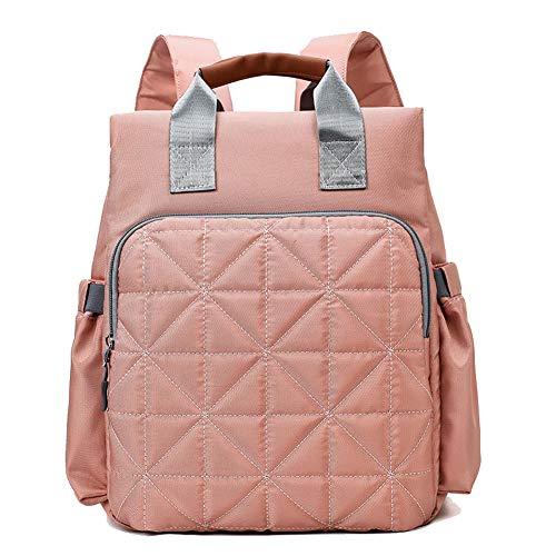 Casual canvas tas, grote capaciteit rugzak luier rugzak multifunctionele mode schoudertas handtas, School Tassen