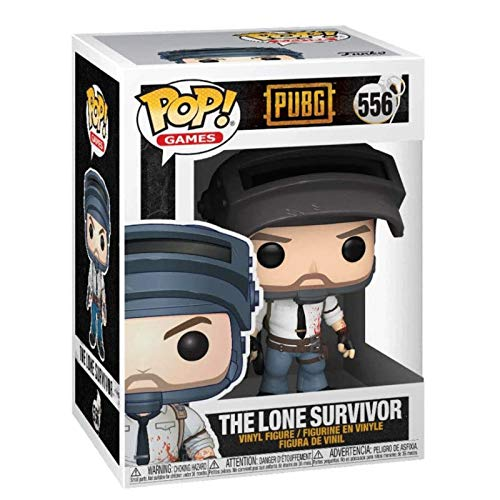 Funko Pop Games : PUBG - The Lone Survivor 3.9inch Vinyl Gift for Boys Games Fans for Boy
