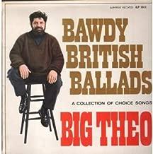 Bawdy British Ballads