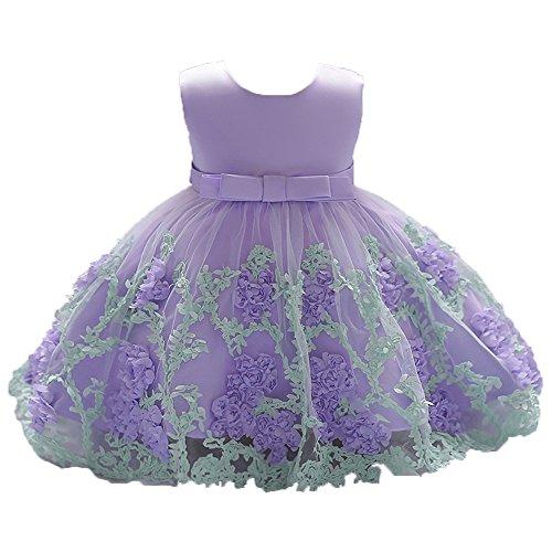 Luoluoluo jurk baby meisjes 6-18 maanden Tutu jurk zonder mouwen jurk tule prinses jurk babyparty meisjes kostuums pasgeborenen geschenk babykleding meisjes doopkleding