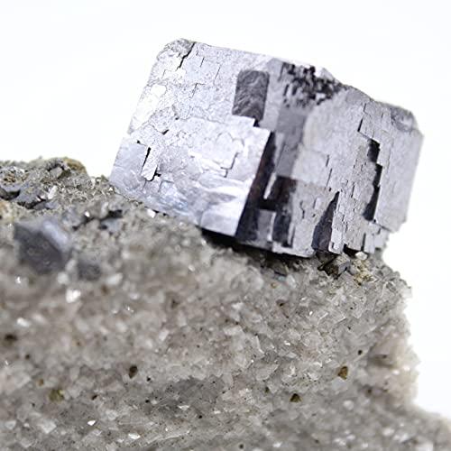 Ravaka et Mineraly Cristal de Galena 300gr 120mm de Estados Unidos