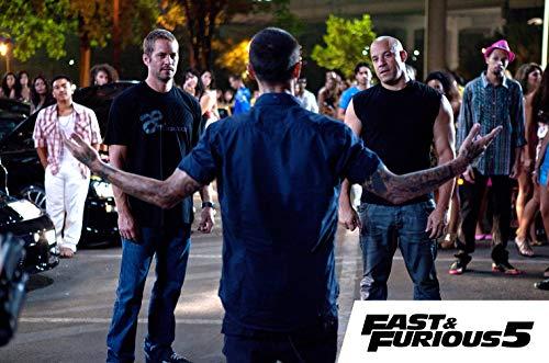 Fast & Furious 5  (4K Ultra HD) (+ Blu-ray 2D) [2010]