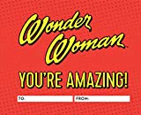 Wonder Woman: You're Amazing!: A Fill-In Book - Warner Bros. Consumer Products