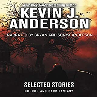 Selected Stories: Horror and Dark Fantasy audiobook cover art