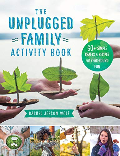 The Unplugged Family Activity Bo...