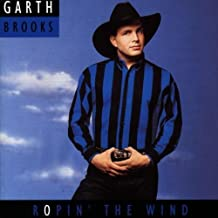 Garth Brooks - Ropin' The Wind - Capitol Records Nashville - CDP 7 98468 2, Capitol Records Nashville - 79 8468 2, Capitol Records Nashville - CDESTU 2162 by Garth Brooks (0100-01-01)
