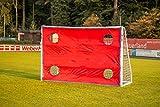 POWERSHOT Cible de tir Football/bache de tir Taille au Choix (3 x 2)