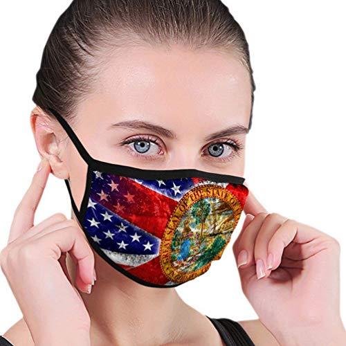 Mondbescherming B7265 gevogelte schedel en ribben anatomisch halfgezichtsmasker mondmaskers met oorbeschermer winddicht masker