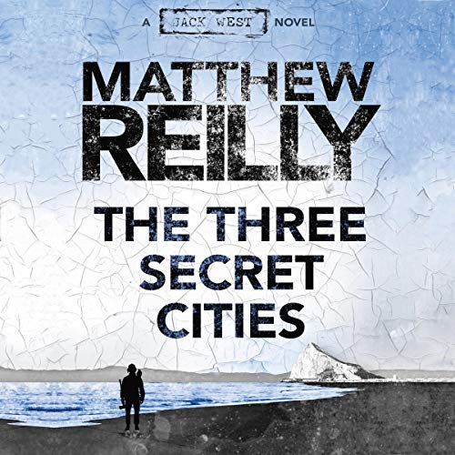 The Three Secret Cities cover art