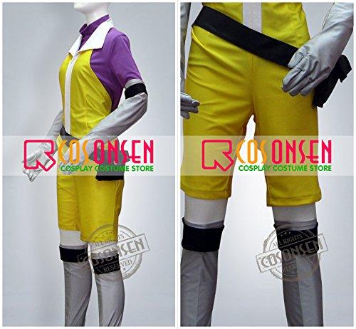 『機動戦士ガンダム00 ダブルオー フェルト・グレイス コスプレ衣装 (男性M)』の2枚目の画像