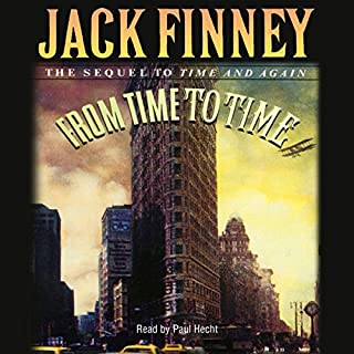 From Time to Time audiobook cover art