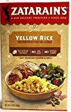 Zatarain's, New Orleans Style, Yellow Rice Mix, 6.9oz Box (Pack of 6)