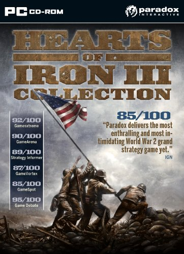 Hearts of Iron 3 (Collection) PC