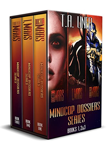 Mindcop Dossiers Boxed Set (Books 1,2,3) (English Edition)