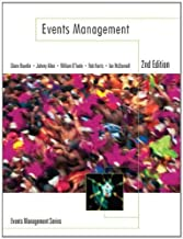 Events Management by Bowdin, Glenn, O'Toole, William, Allen, Johnny, Harris, Rob, (2006) Paperback