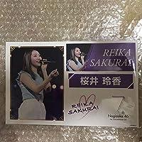 乃木坂46 桜井玲香 くじフェス ステッカー