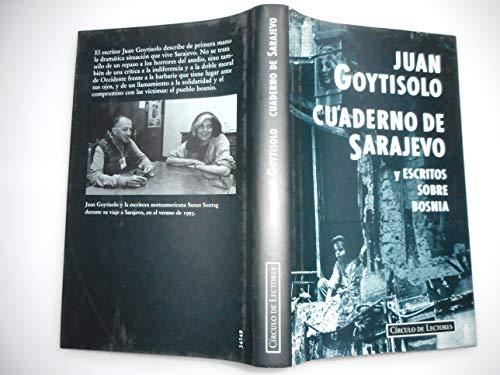 Cuaderno de Sarajevo y escritos sobre bosnia