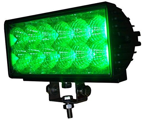 Kaper II L16-0079GR Green Hunting Light