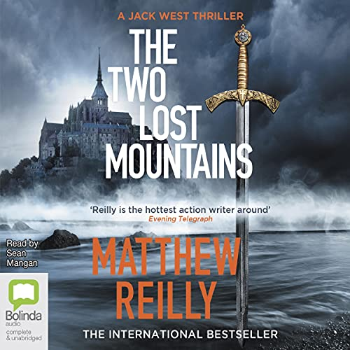 The Two Lost Mountains Audiobook By Matthew Reilly cover art