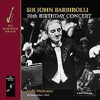 70th Birthday Concert: Music by Elgar, Vaughan Williams & Beethoven
