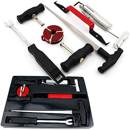 Vingo Scheiben Ausbauset Werkzeug Autoglas Ausbau Set Windschutzscheiben Auto Ausglaswerkzeug Ausbau Kfz Küche Haushalt