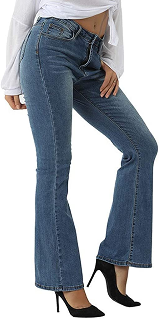 Xinghe Women's jeans slim-fit small Alternative dealer trousers but with Spring new work one after another