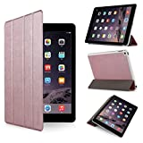 iHarbort Apple iPad Air 2 custodia in pelle - ultra sottile di peso leggero Case...