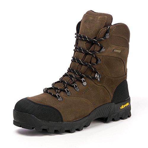 AIGLE Altavio High Ankle Waterproof Hiking Boots - UK Size 9.5-10 (EU 44)