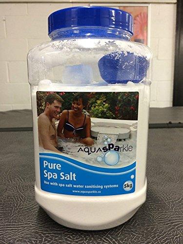 AquaSPArkle Pure Spa Zout 5kg