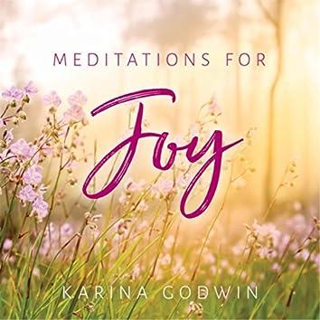 Meditations for Joy