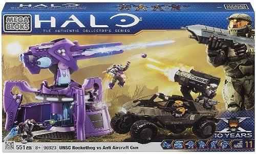Mega Bloks 96923 - Halo Rockethog vs. Anti Aircraft Gun
