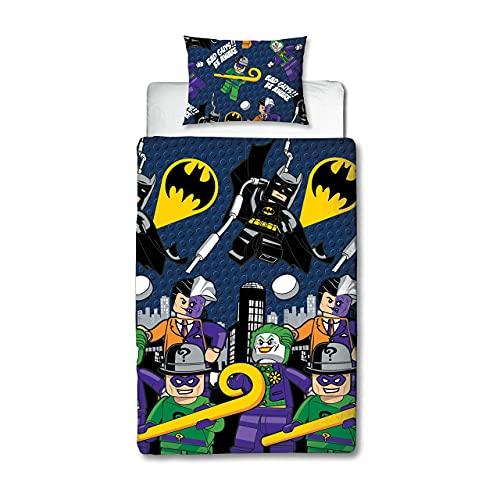 Lego Batman - Funda de edredón...