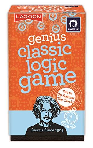 Einstein Genius Classic Logic-spel