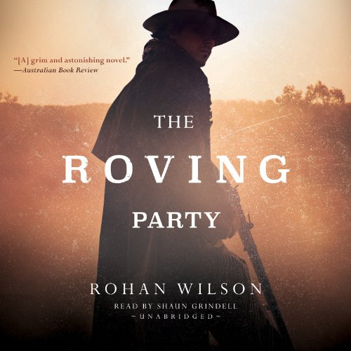 The Roving Party audiobook cover art