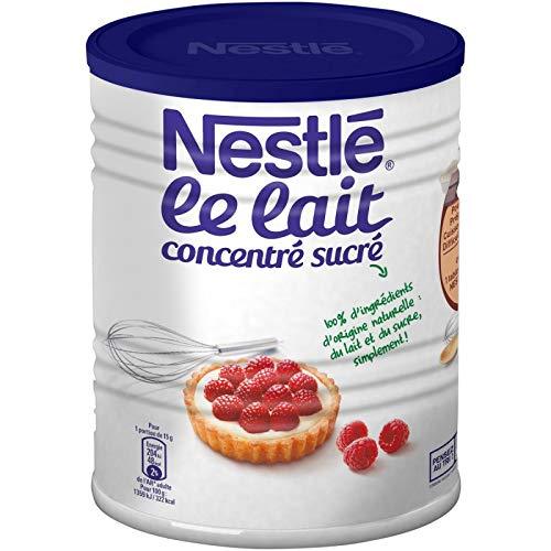 NESTLE - Lait Concentré Sucré 1Kg - Lot De 3