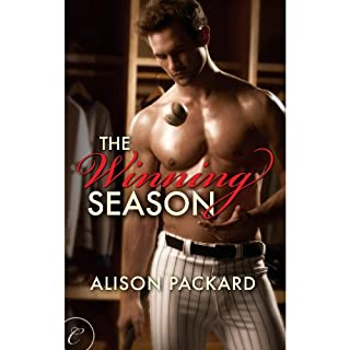 The Winning Season                   By:                                                                                                                                 Alison Packard                               Narrated by:                                                                                                                                 Jane Pfitsch                      Length: 9 hrs and 20 mins     158 ratings     Overall 4.3